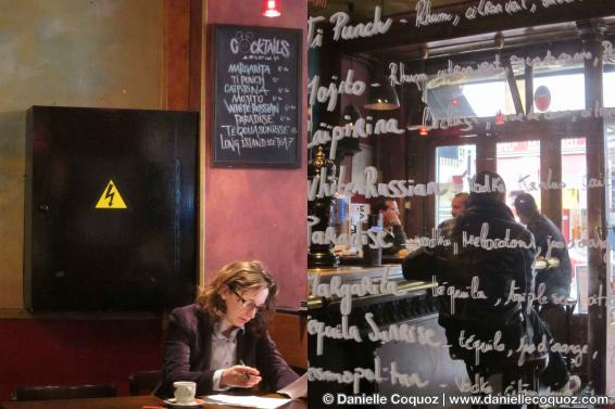 Les cafés de la rue JP Timbaud
