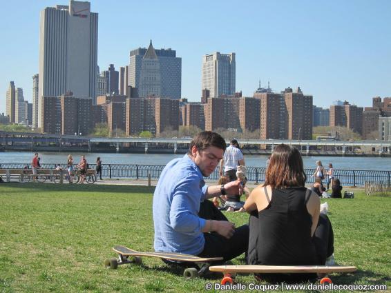 GENS DE NEW-YORK