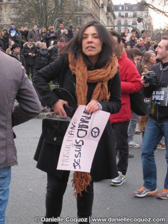 JE SUIS CHARLIE, Paris 11.01.2015
