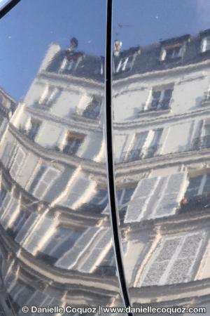 Paris PARE-BRISES